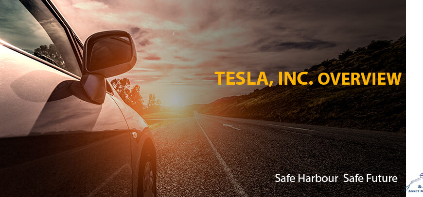 Tesla Cover Page