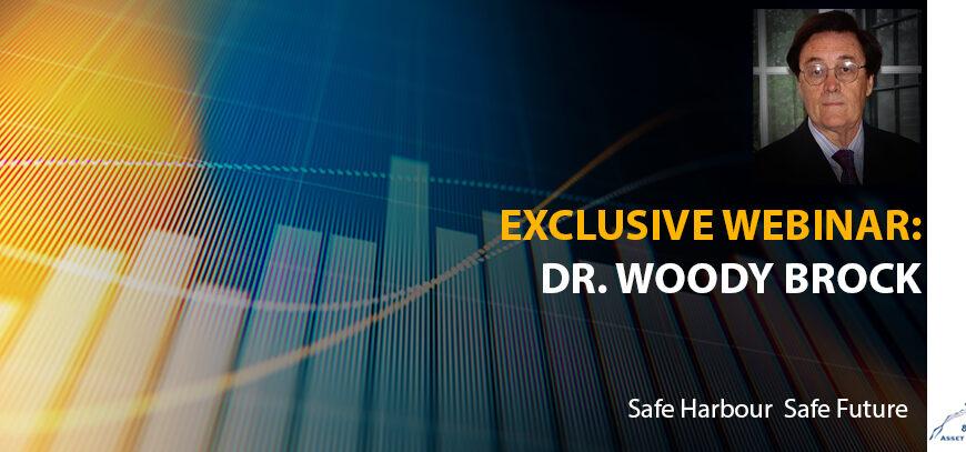 Website cover - Dr. Woody Brock